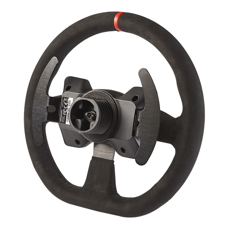 THRUSTMASTER 599XX 法拉利麂皮方向盘面PC/PS4/PS3/XBOX ONE