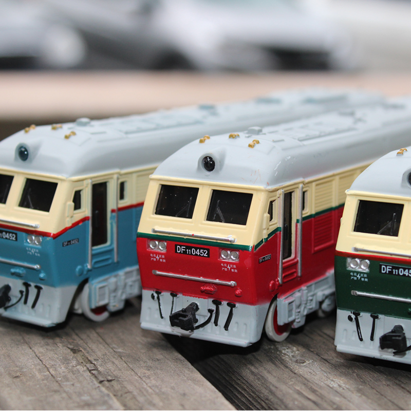 火车模型 内燃机车
