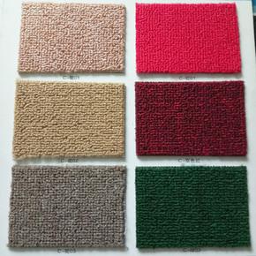 满铺薄款地毯4米门幅陀色纯色地毯广东工业用毯量大从长方块地毯