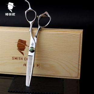 刀朵薄剪刀绿剪打发剪用专碎柄发大钻剪剪店发理耳手发理美牙业专