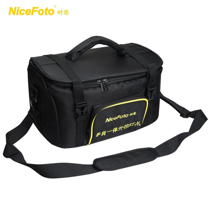 耐思外拍摄影灯具包摄影包 收纳包户外保护 摄影器材闪光灯保护箱