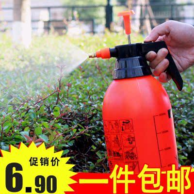 浇花喷壶小喷水壶园艺工具洒水壶气压式喷雾器小型压力浇水喷雾瓶