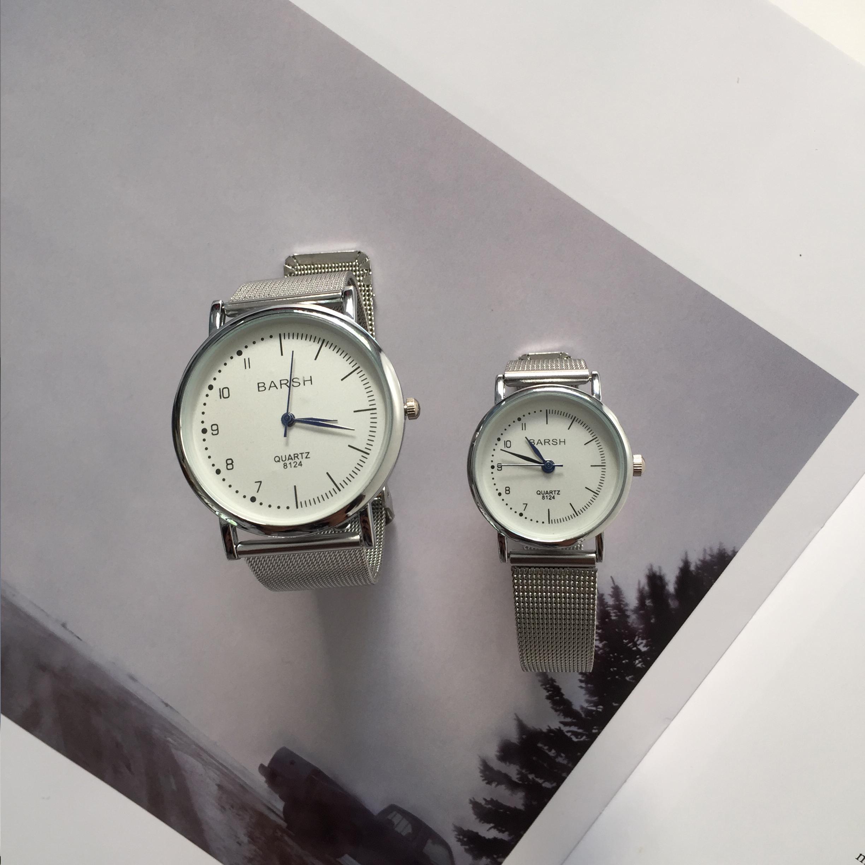 金属简约手表
