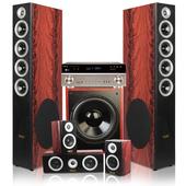 109杜比全景声5.1家庭影院音响套装 英瀚YH YOHONG HIFI音箱3D环绕