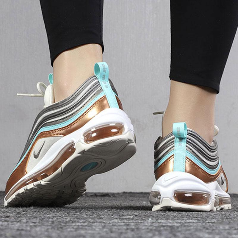 Nike耐克女鞋运动鞋2019新款AIR MAX 98全掌气垫缓震跑步鞋BV6536