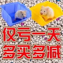 仓鼠尿沙用品垫沙厕所除臭夏季夏天消暑垫料木屑沙尿砂送杀菌吸尿