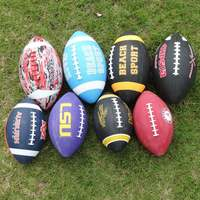Children's Football Kindergarten No. 3 No. 5 Toy Rubber Ball Outdoor Indoor Competition Training Beach Ball