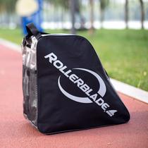 rollerblade轮滑包单肩包旱冰鞋袋子包溜冰鞋包滑轮鞋包运动包