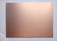 PCB板 厚度 20CM 玻仟板 1.5MM 玻纤FR 覆铜板 单面 万能板图片
