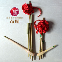 Miao Dong Tujia Yao Bamboo Musical Instrument Sheng musical instrument can be customized Miao Lu Sheng