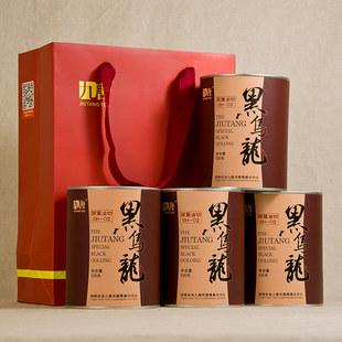 克500炭香型乌龙茶茶叶正品油切黑乌龙茶黑乌龙茶特级九唐