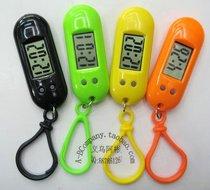 天天特价耐用学生考试用电子小挂表表小巧便携式钥匙扣电子表手表