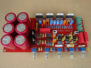 【华方电子】大功率2.1声道TDA7294发烧功放板