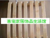 米排骨架床板席梦思床垫架子定制1.5米木板床1.8实木硬板床垫双人