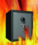 迪堡 高端防盗防火型机械密码保险箱/保险柜 3C认证FDG-A1/J-70FM