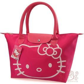 女式休闲hello kitty手提包 超可爱卡通 防水包包 时尚女包 包袋