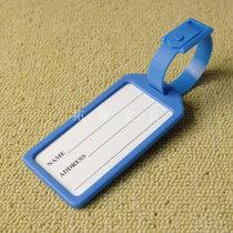 原料大号塑料行李牌托账牌标签分类记号牌旅行拉杆箱寄存吊牌挂牌