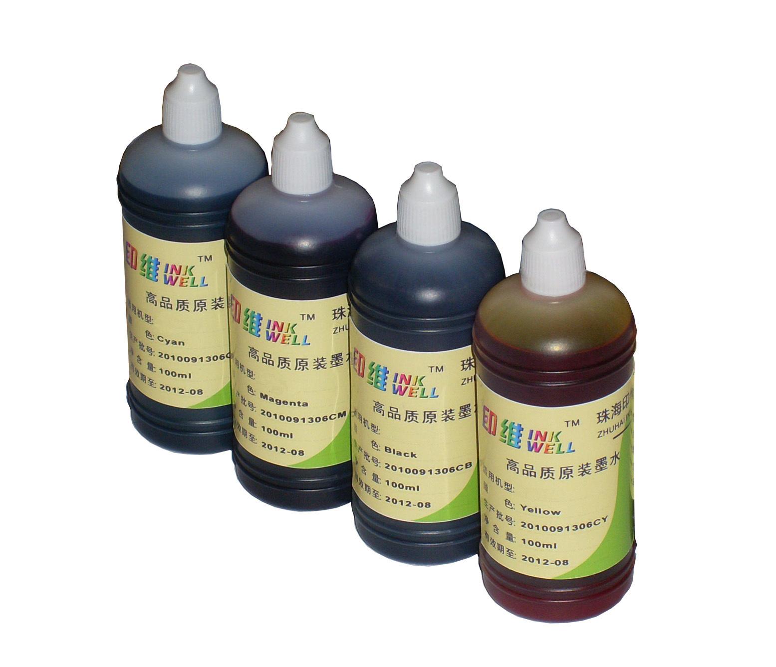 印维 兼容EPSON C41 C41SX C41UX 连供墨水 填充墨水 100ML