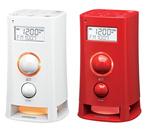 获奖设计,台湾产SANGEAN山进K-200 语音留言情境造型收音机