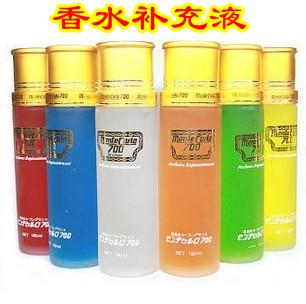 汽车香水座补充液 车用香水座补充用品 茉莉柠檬桂花味香 150ml