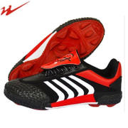 Double star soccer shoes student football training shoes men and women shoes children's soccer shoes boys broken Ding breathable father and son models