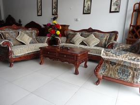 貝盈国际家居 美式沙发欧式古典沙发123组合布艺沙发客厅A-39系列