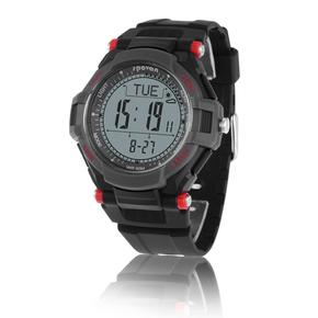 司博威明锐2多功能户外运动罗盘倒计时指南针高度气压温度手表