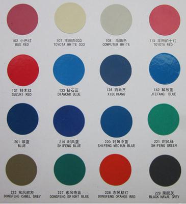 普通色光面漆 一箱12瓶包邮 哑光漆 塑料高达模型喷漆 三和自喷漆