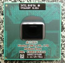 全新 P9600 P9500 P9700 CPU笔记本 原装针脚正式版PGA 保修一年