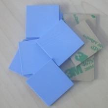 进口 3M高端硅脂片 北桥硅胶片 显存硅脂片25*25*T0.5mm 2.5元/片