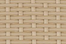 修补椅子藤皮PE藤条材料片藤胶带 藤椅编织材料 咖啡混色双面藤条