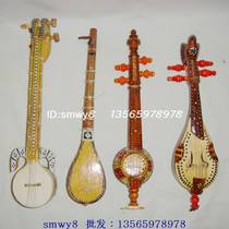 新疆乐器 新疆冬不拉 新疆热瓦普 30厘米 支架单买15元