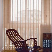 Rideau rideau de bambou personnalisé étude romaine levée de rideau d'obturation porte rideau volets stores rideaux