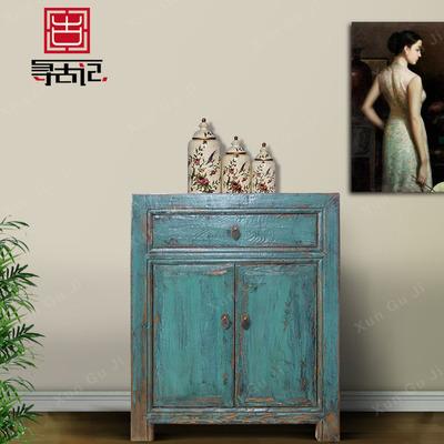 中式卧室玄关图片
