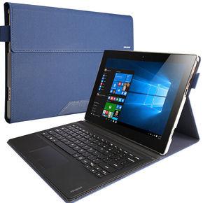虎克 联想 Miix4 Pro 尊享版皮套 二合一平板电脑保护套12英寸壳