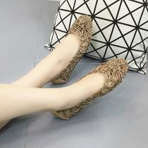 LM526BL9夏款方跟女凉鞋2019妙丽女鞋sMillie国内代购专柜正品