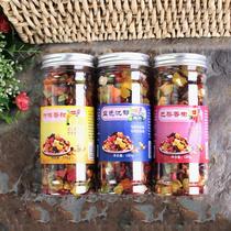 罐装买1发2组合花果茶水果茶洛神花茶果味果粒茶果干新鲜纯手工