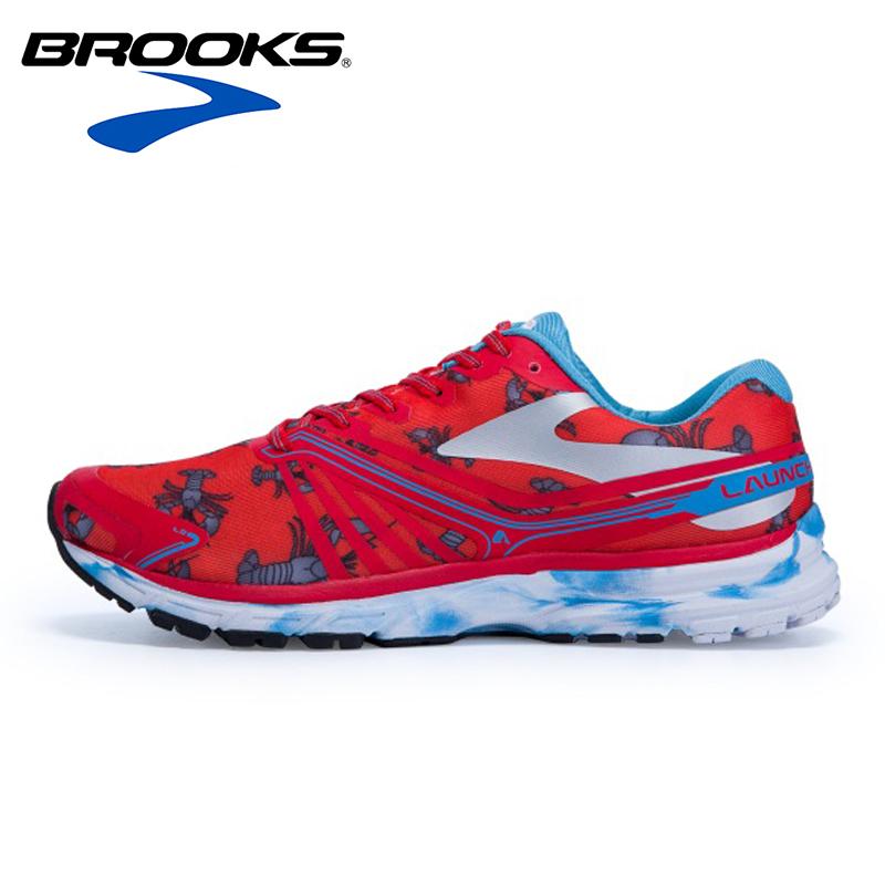 特价Brooks布鲁克斯男款跑鞋 launch2减震越野跑鞋 男鞋城市跑鞋