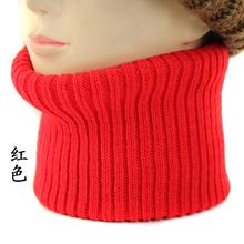男女羊毛毛线领圈 冬季毛衣假领子护颈套脖 假领子 新款 韩版 围脖图片