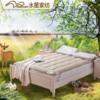 舒适防螨床垫