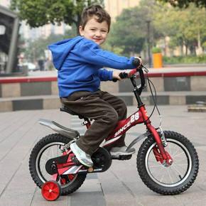 好孩子运动型儿童自行车脚踏车铝合金V刹系统男童车12寸14寸16寸
