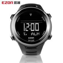 EZON宜準電波表男學生運動手表戶外防水休閑表電子手表潮流L002
