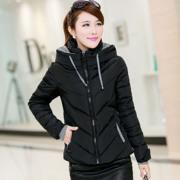 2014新款冬季外套韩版大码女装潮保暖棉衣女短款修身棉服加厚棉袄