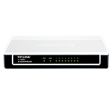 TP-Link TL-R860 plus 8-port wired router Traffic bandwidth control 8-port router Peanut shell