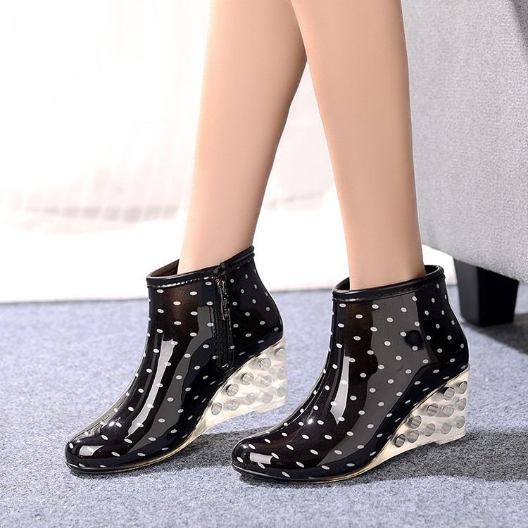 高跟雨鞋雨靴