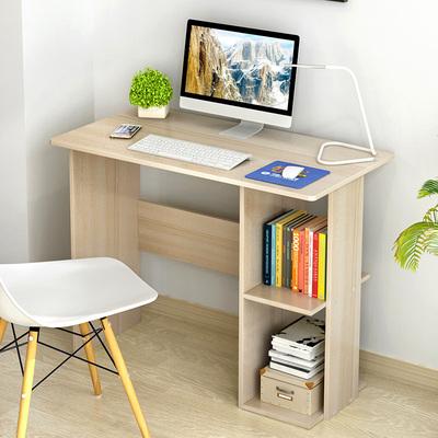 耐家电脑桌台式家用简易办公桌经济型书桌简约现代写字台桌子组装官方旗舰店