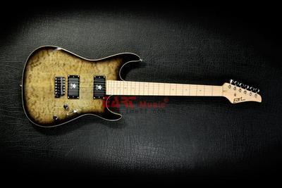 正品雅特电吉他 EART Music AL-1381S 22品单摇 金属利器双十一