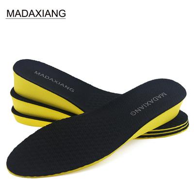 增高鞋墊 男士女式1.5cm-3.5cm厘米運動隱形內增高鞋墊全墊舒適軟