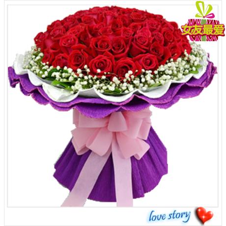 杭州市玫瑰花