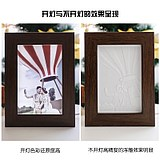 3d art photo lithography light relief photo creative diy custom men and women to send a friend a birthday gift souvenirs